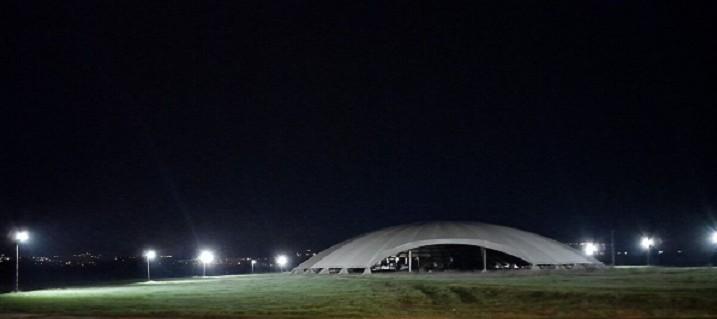 Нова лепша слика: Осветљено археолошко налазиште Медијана