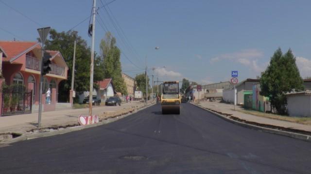 Улица Александра Медведева од сутра отворена за саобраћај