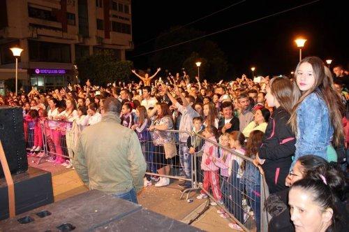Koncert Ace Lukasa u Medveđi, foto SNS