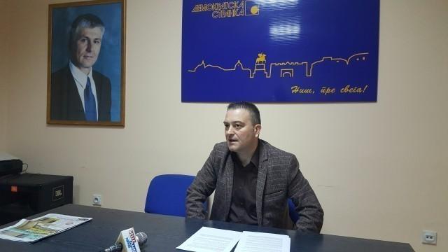 """DS Niš: Smena rukovodstva """"Gorice"""" i vraćanje Rašovića na posao!"""