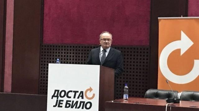 Михајловић, нови председник ДЈБ: Нови почетак уз континуитет и промене!