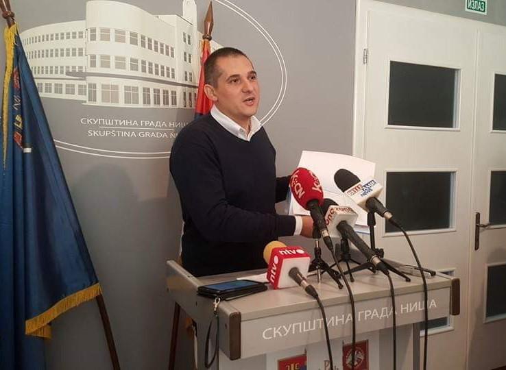 Миодраг Станковић дао оставку на место председника нишког ДС-а - на локалне изборе са Ћирковићем и Јовановићем