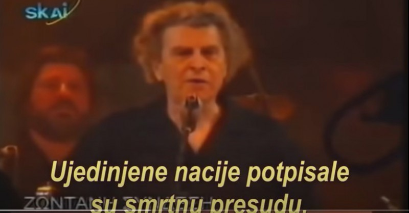 Преминуо велики пријатељ Србије Микис Теодоракис, чувени грчки композитор (ВИДЕО)