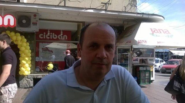Milan Manitašević,  Foto: Južna Srbija