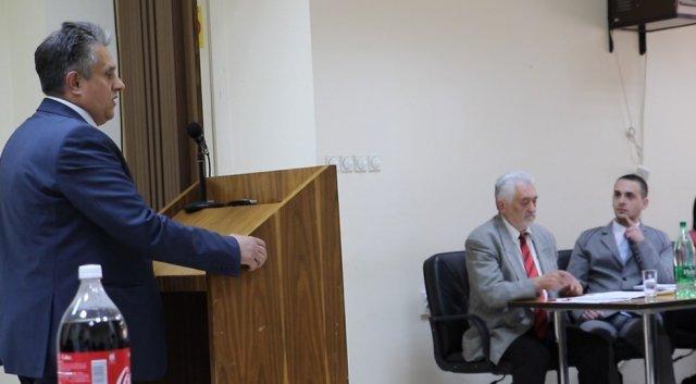 Одборник Милија Милетић, фото: М.М. Сврљишке новине