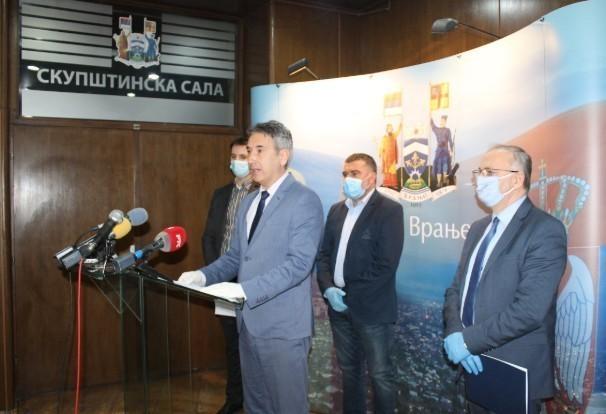 Градоначелник Врања: Учинићемо све да сачувамо радна места