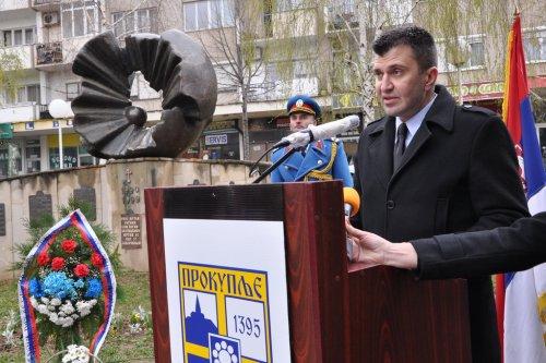 Ministar Đorđević, Foto:Topličke vesti