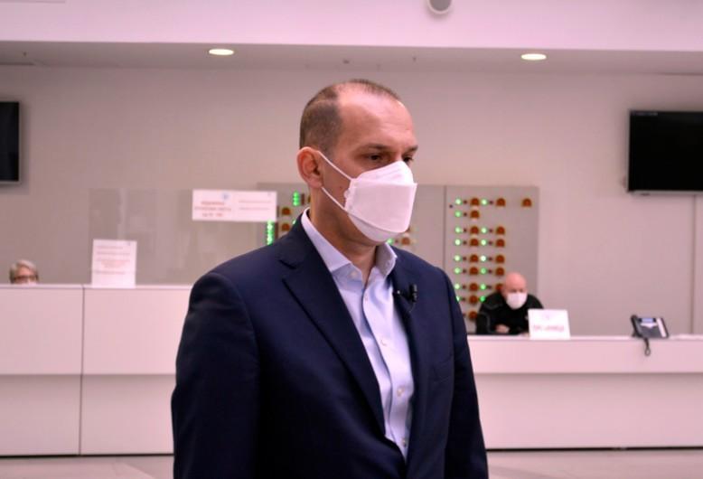 Oprezna izjava ministra Lončara: Pokušaćemo da izgradimo još jednu bolnicu u Nišu