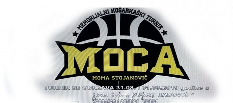 """Za vikend u Nišu memorijalni košarkaški turnir """"Moma Stojanović Moca"""""""