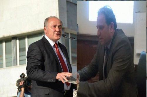 Мома Стојановић и Срђан Алексић, Фото: М.С. ФБ, Јужна Србија