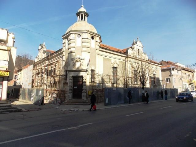 Konačno: Renovira se zgrada Narodnog muzeja Toplice u Prokuplju