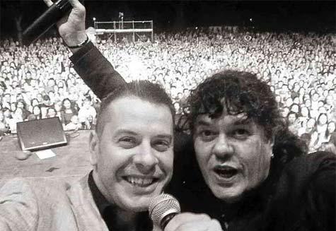 Vlado Georgiev u Nišu održao koncert pred 10.000 ljudi