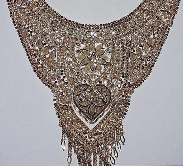 Више од 400 грама златног накита сакривено у грудњаку