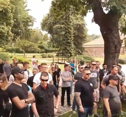 """Страни официри, учесници вежбе """"Платинасти вук 2018"""", посетили Нишку тврђаву"""