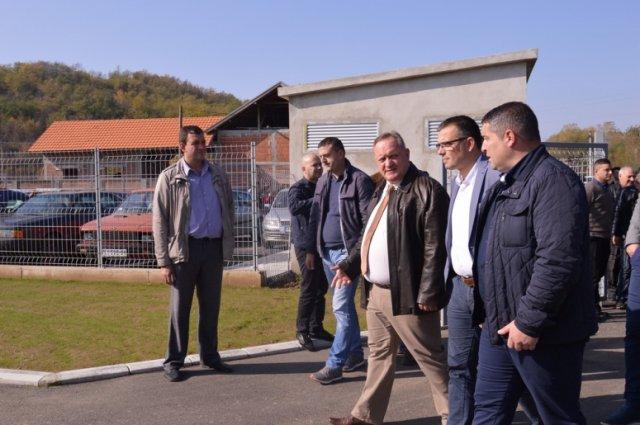 Лесковац: Министар пољопривреде Недимовић обећао електрификацију поља