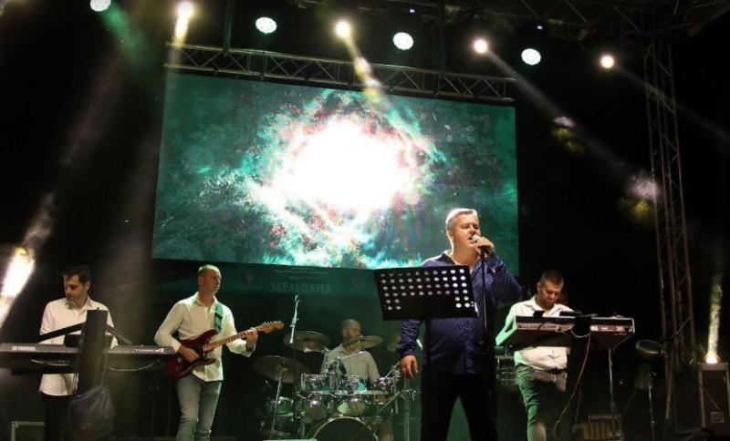 Одличним наступом Немање Николића почело ''Медијанино културно лето 2021''