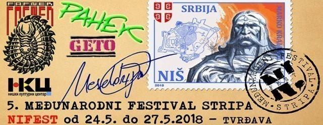 """Niš u znaku stripa: Pola decenije festivala """"Nifest"""""""