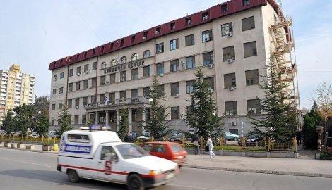 Presudne rođačke i druge veze: Klinički centar u Nišu, Foto: K.Kamenov