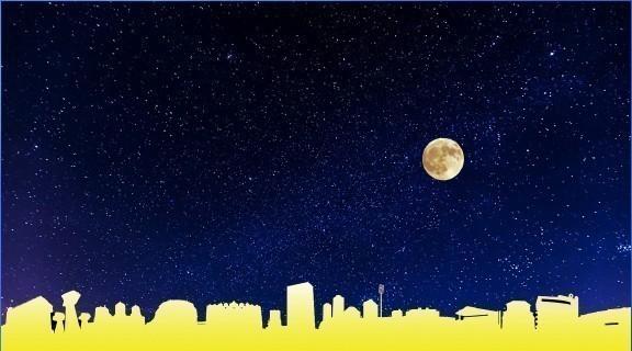 Телескопско посматрање ноћног неба из Тврђаве