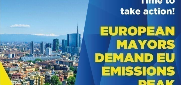 Град Ниш са 210 европских градова у борби против климатских промена
