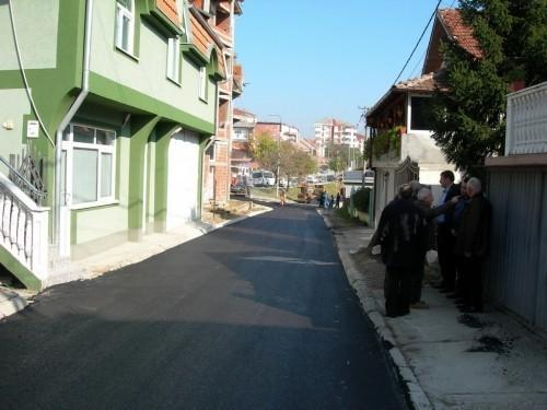 Асфалтирана Нишка улица
