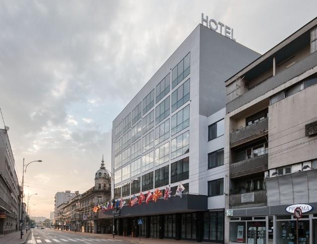 """Хотел """"New City"""" на располагање граду Нишу и Републици Србији током пандемије"""