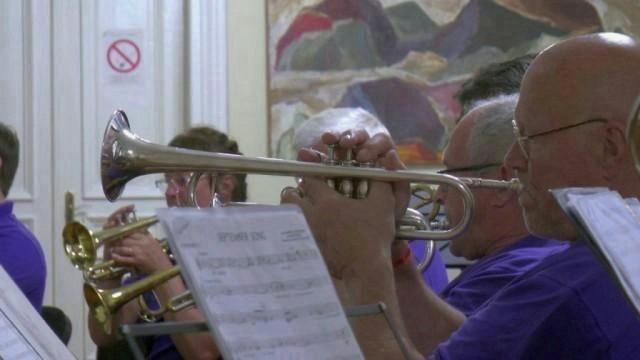 """Норвешки """"Рогнан хорноркестар"""" одржао концерт у Нишу"""