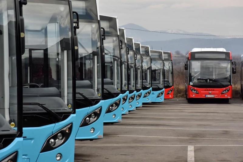Нови градски аутобуси, нови тарифни систем