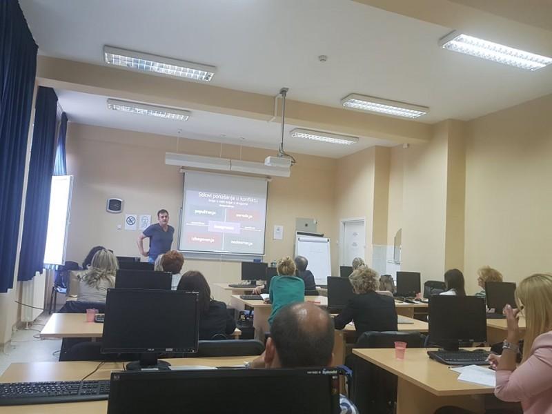 Licenca medijator – posrednik, Fakulteta političkih nauka Beograd