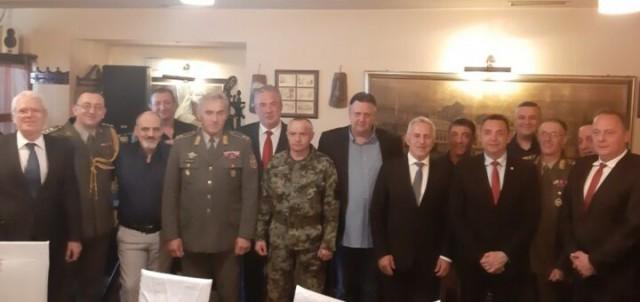 Грчки министар одбране боравио у Нишу