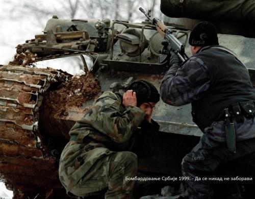 09. април 1999. Дан 17: НАТО сеје зло и на Велики петак; почела битка на Кошарама