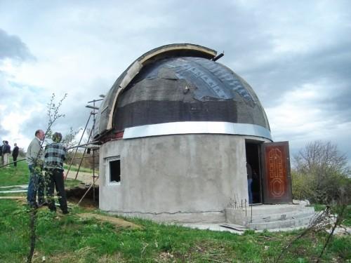 Нови телескоп на планини Видојевица