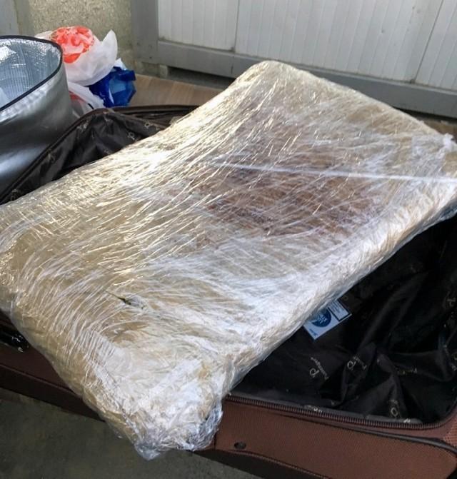 Kod Albanca sa češkim pasošem pronađeno 11 kilograma marihuane