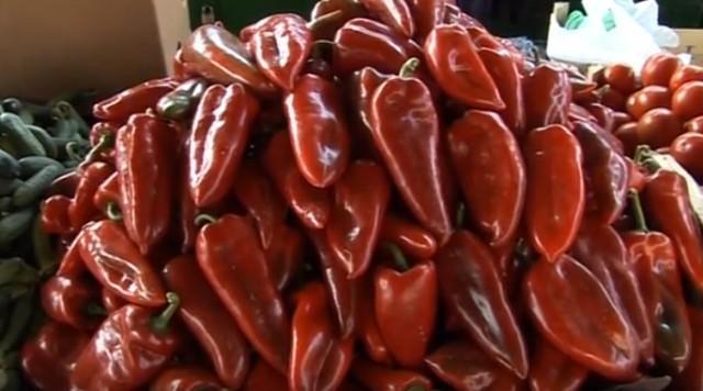 Na niškim pijacama paprika od 60 do 120 dinara i više - koliko će koštati ajvar