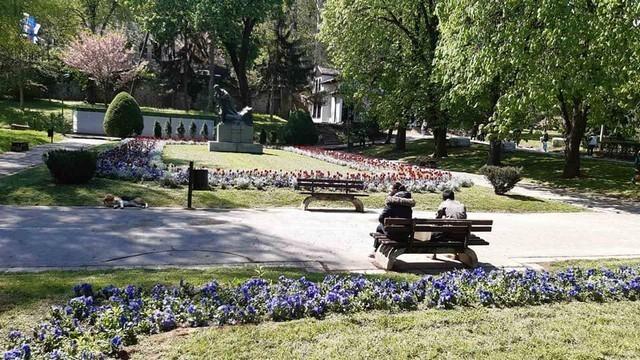 Uređenje niških parkova
