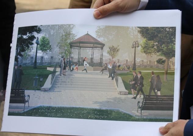 Почиње реконструкција Градског парка у Врању