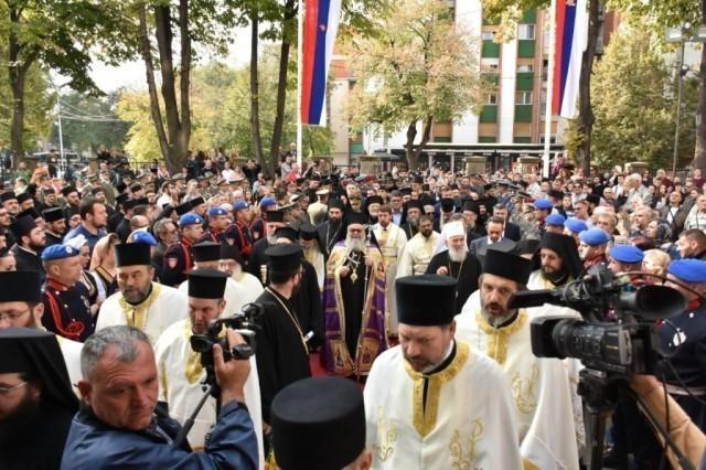 Patrijarh antiohijski i svega Istoka G. Jovan u poseti Niškoj eparhiji i gradu Nišu