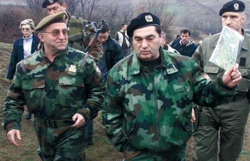 Konačne presude Šainoviću i generalima