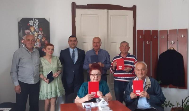 Наставља се сарадња Градске општине Медијана са пензионерским удружењима