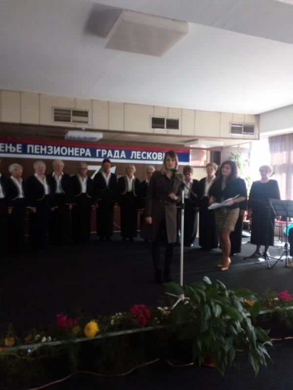 Jedno od najstarijih u Srbiji, Udruženje penzionera u Leskovcu obeležilo 71. godinu postojanja