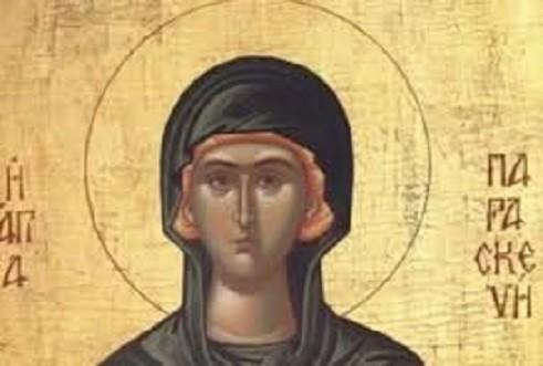 Данас се обележава дан Свете мати Параскеве - Петке