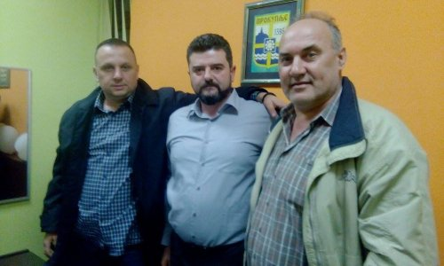 коалиција СДС, ЛДП и Левица Србије