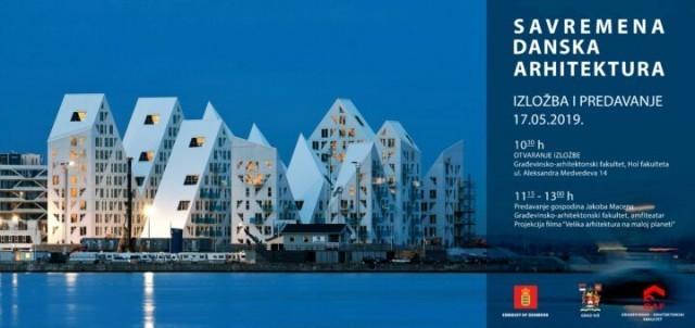Izložba i predavanje o savremenoj danskoj arhitekturi