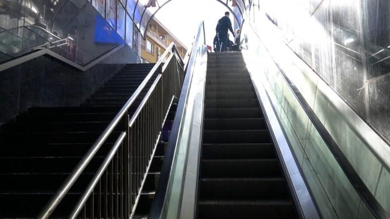 Покретне степенице на улазу у подземни пролаз ускоро поново у функцији