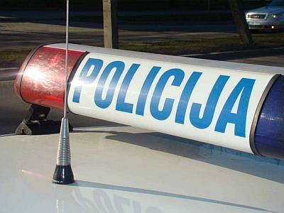 Poginula žena vozač u blizini Merošine