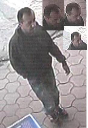 Полиција тражи особу са слике, Фото: ПУ Ниш