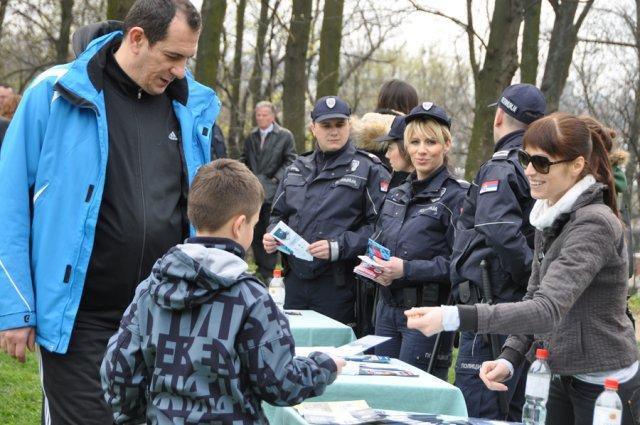 """Тактичко - технички збор """"Полицајац у заједници"""" сутра у Лесковцу"""