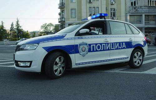 Maloletnik napao policajca zbog identifikacije, pa pokušao da pobegne