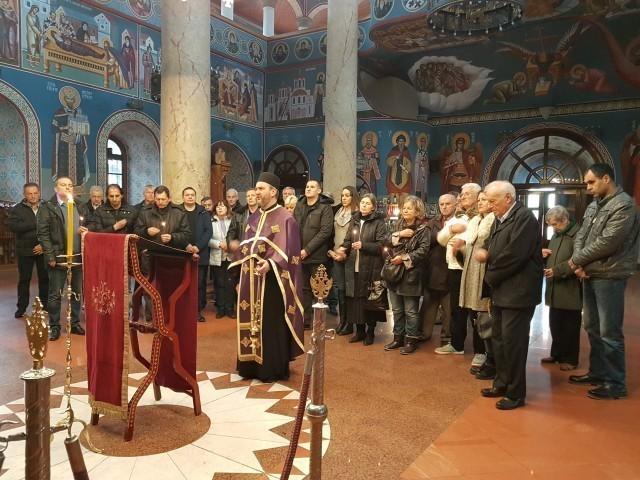Одржан помен трагично настрадалом премијеру Србије Зорану Ђинђићу