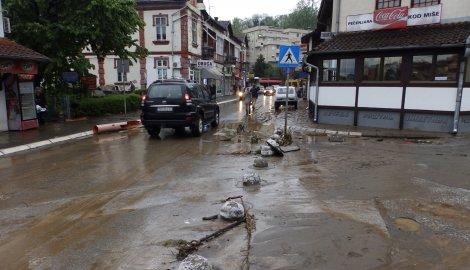 Pirot očekuje veliki poplavni talas